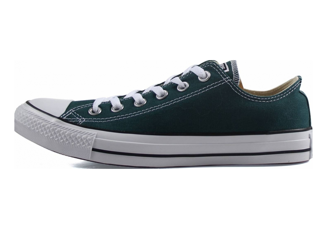 Converse Chuck Taylor All Star Seasonal Colors Low Top Green
