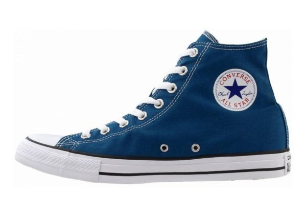 Converse Chuck Taylor All Star Seasonal High Top Blue Lagoon