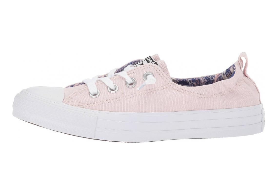 Converse Chuck Taylor All Star Shoreline Barely Rose/White/White