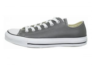Converse Chuck Taylor All Star Leather Ox Charcoal