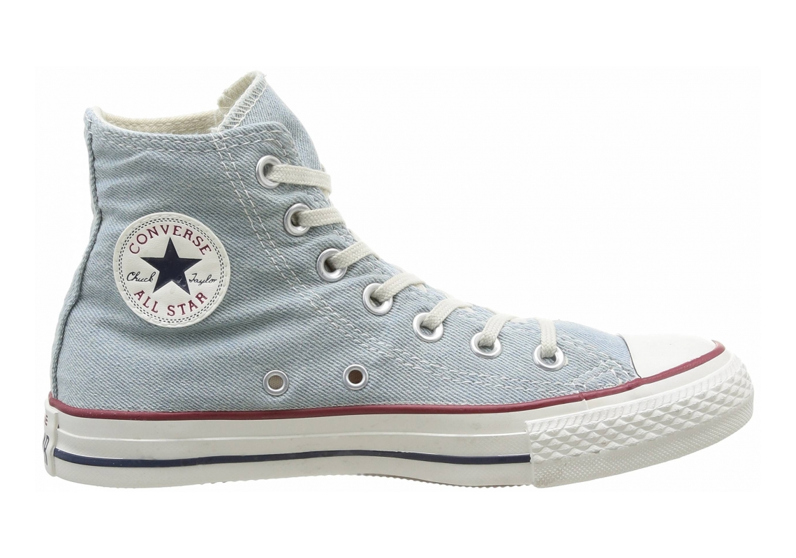 Converse Chuck Taylor All Star Seasonal High Top Light Blue