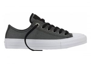 Converse Chuck II Low Top Black/Mason/White