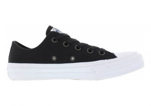Converse Chuck II Low Top Black