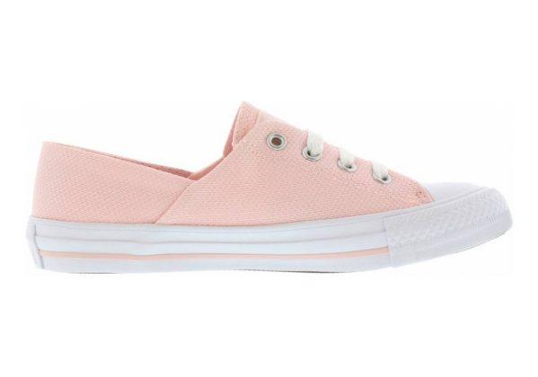 Converse Chuck Taylor All Star Coral Ox  Vapor Pink/White