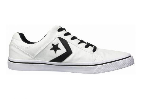 Converse El Distrito White/Black/White