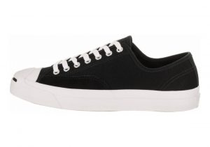 Converse Jack Purcell Pro Low Top Black/ Black/ White