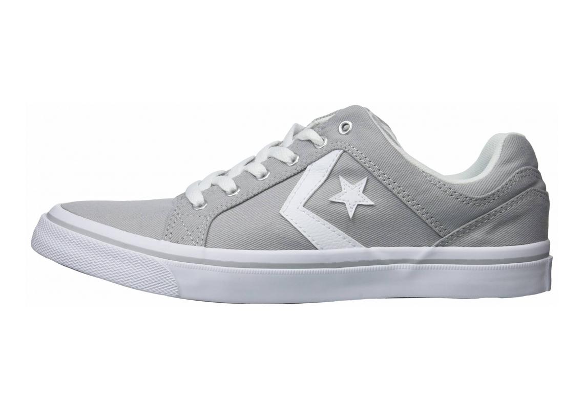 Converse El Distrito Gris (Ash Grey/White/White 095)