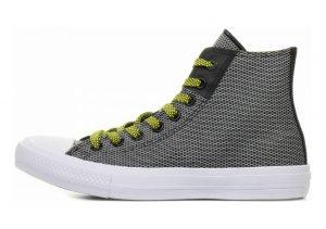 Converse Chuck II High Top Black/White/Fresh Yellow