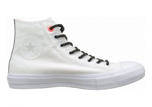 Converse Chuck II High Top White/Lava