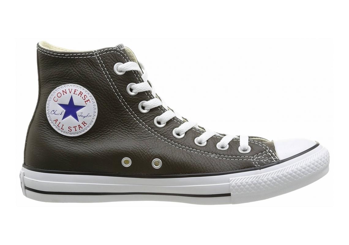 Converse Chuck Taylor All Star Seasonal High Top Chocolate/White