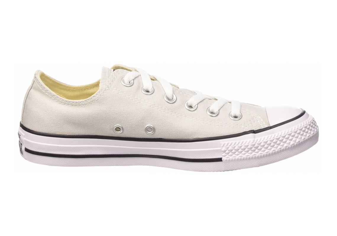 Converse Chuck Taylor All Star Low Top Grau (Mouse/White/Black)