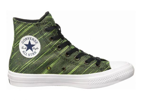 Converse Chuck II High Top Black / Volt