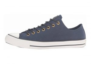 Converse Chuck Taylor All Star Leather Low Top Obsidian/Egret/Black
