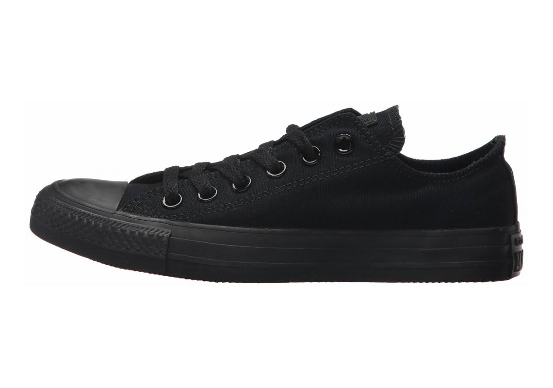 Converse Chuck Taylor All Star Low Top Black Monochrome