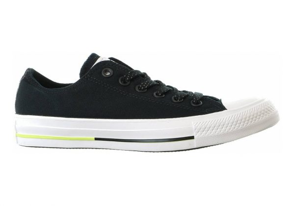 Converse Chuck Taylor All Star Low Top Black/White/Volt