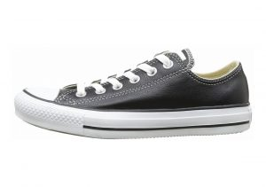 Converse Chuck Taylor All Star Leather Low Top Black