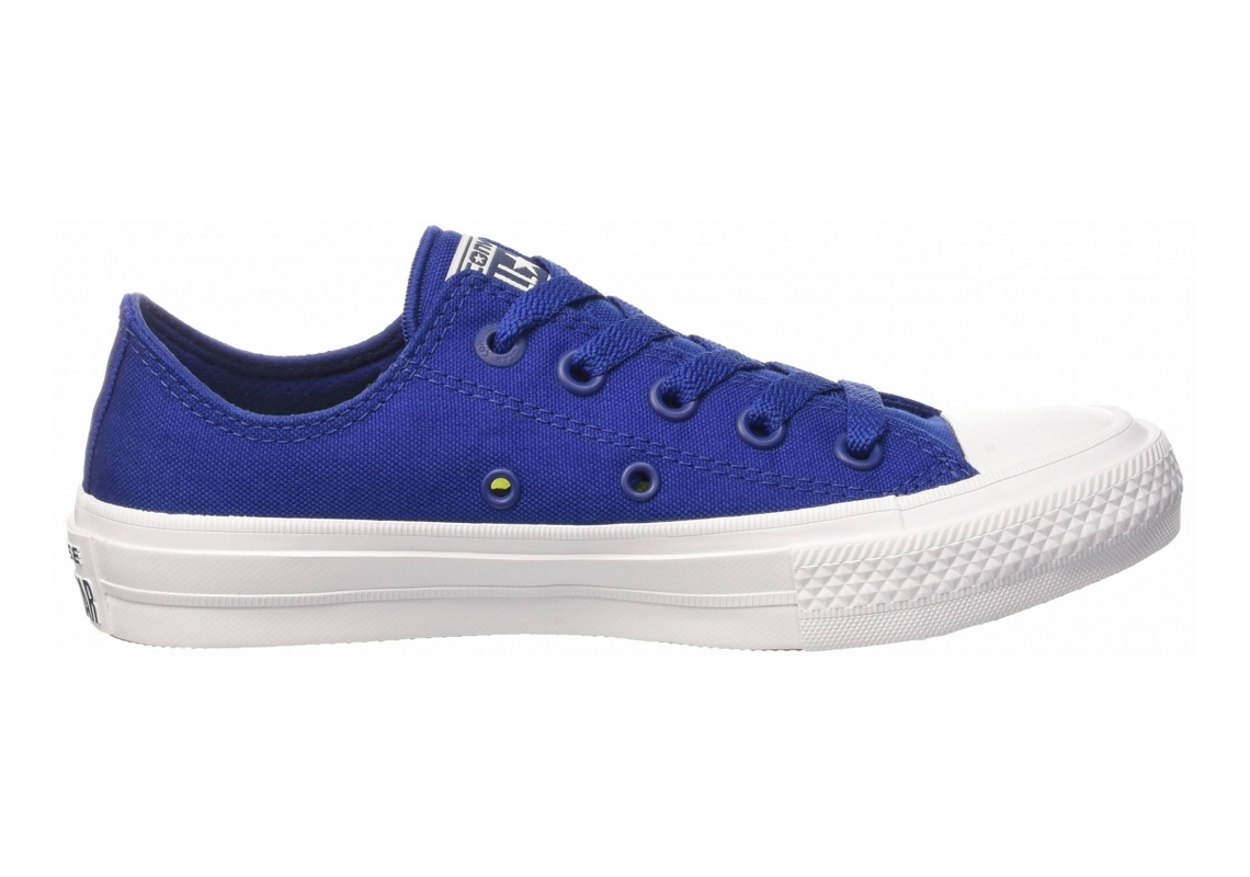 Converse Chuck II Low Top Blue