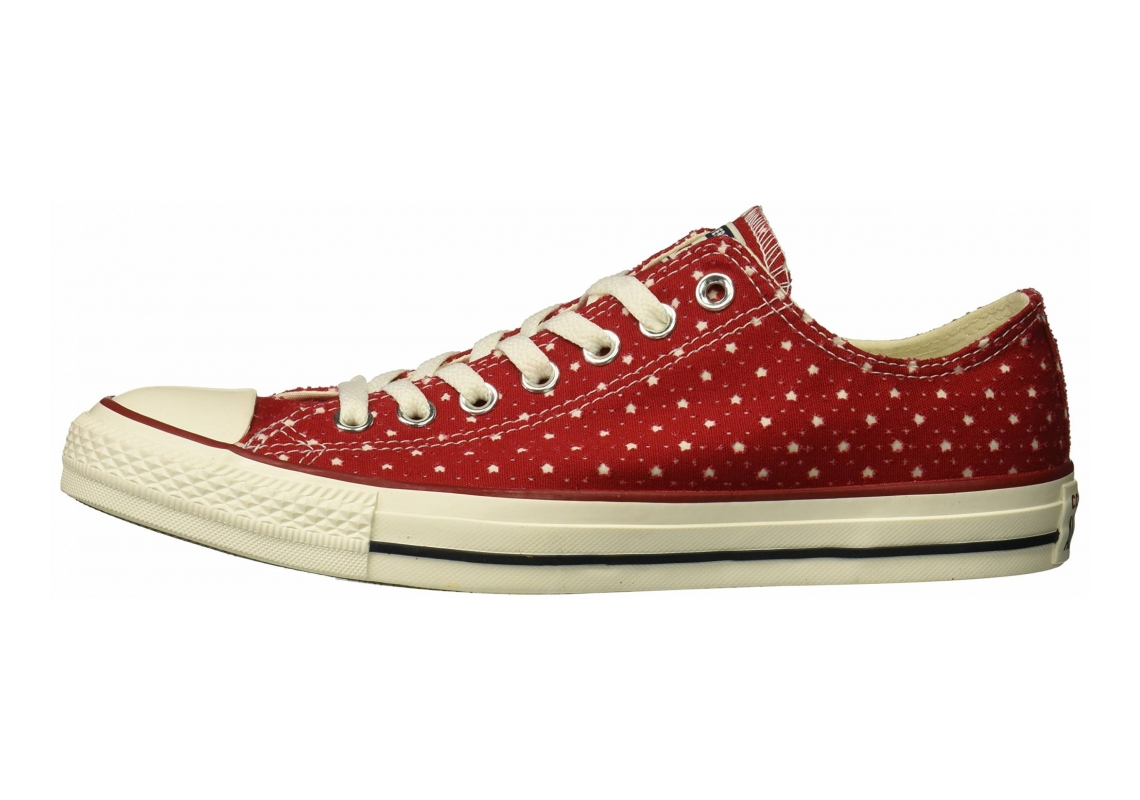 Converse Chuck Taylor All Star Low Top Gym Red/Garnet/Athletic Navy