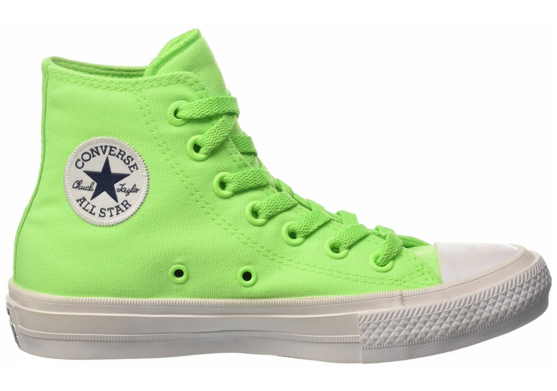 Converse Chuck II High Top Green (Grün)