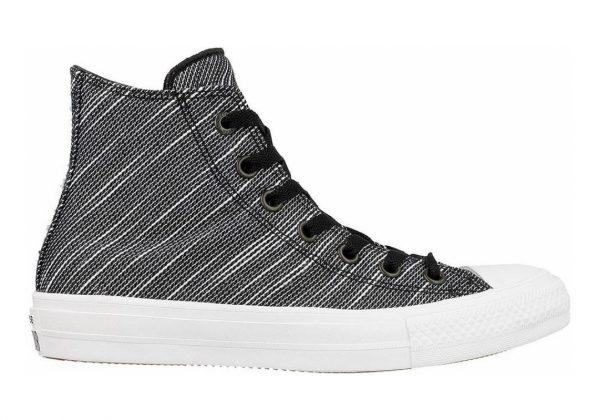 Converse Chuck II High Top Black / White