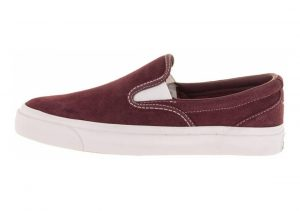 Converse One Star CC Low Slip-On Dark Burgundy/White