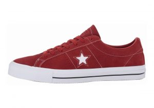 Converse CONS One Star Pro Low Top Red