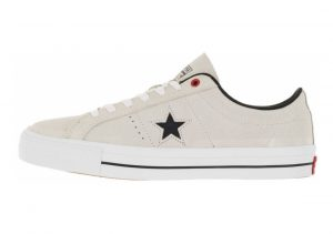 Converse CONS One Star Pro Low Top White