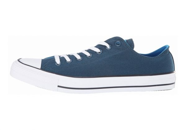 Converse Chuck Taylor All Star Seasonal Colors Low Top Blue Fir/Blue Hero/Inked