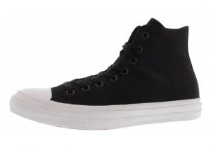 Converse Chuck II High Top Black/White