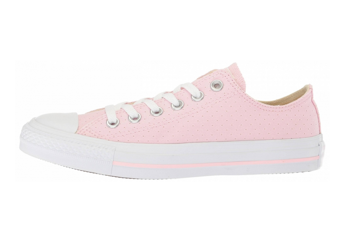 Converse Chuck Taylor All Star Low Top Cherry Blossom/White/White
