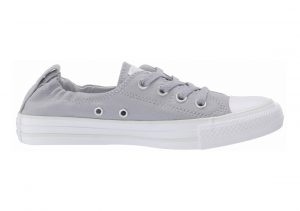 Converse Chuck Taylor All Star Shoreline Wolf Grey/Pure Platinum/White
