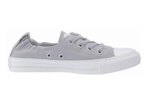Converse Chuck Taylor All Star Shoreline Wolf Grey/Pure Platinum/White