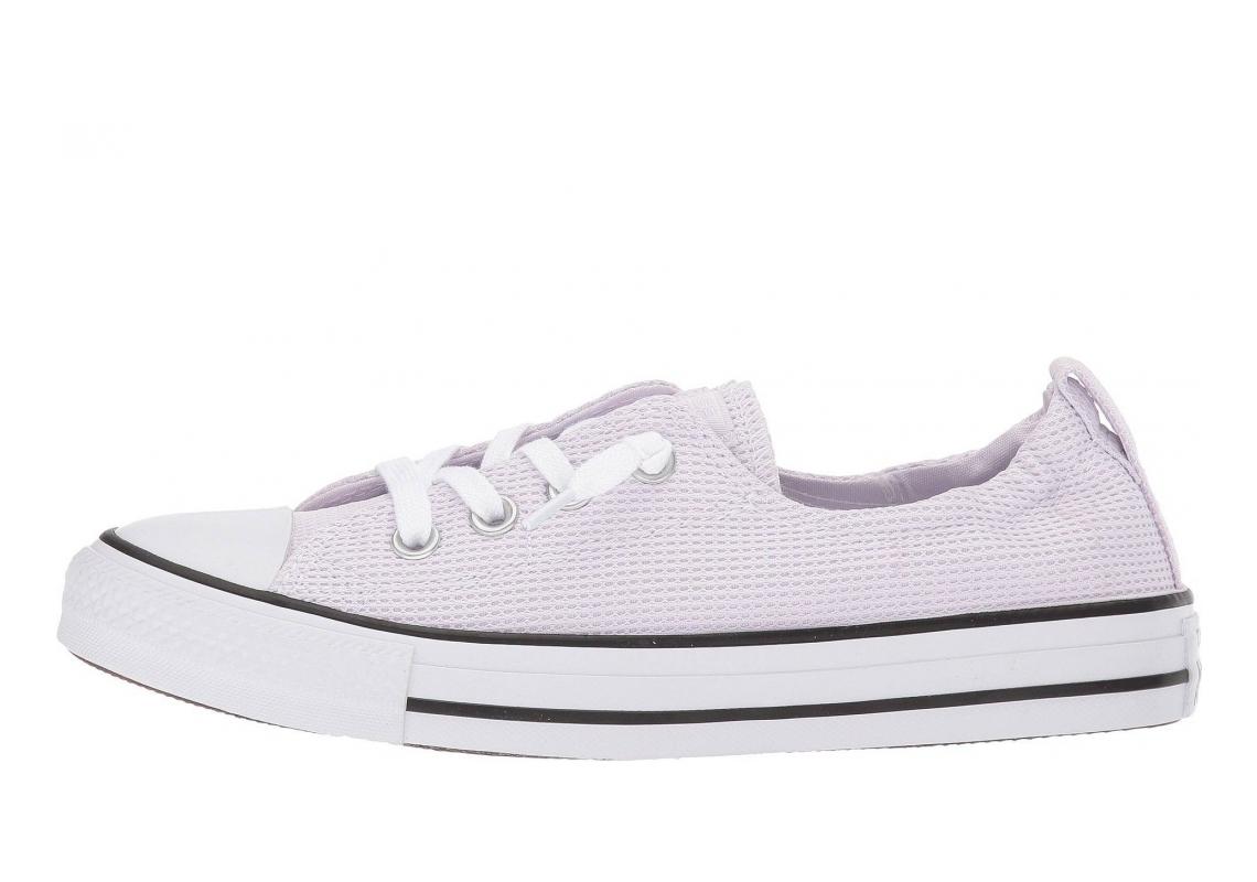 Converse Chuck Taylor All Star Shoreline Grape/White