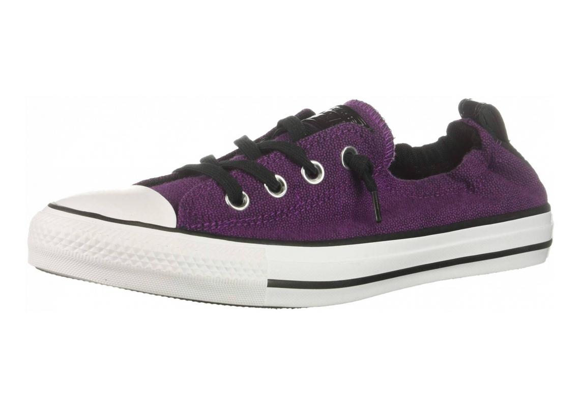 Converse Chuck Taylor All Star Shoreline Purple