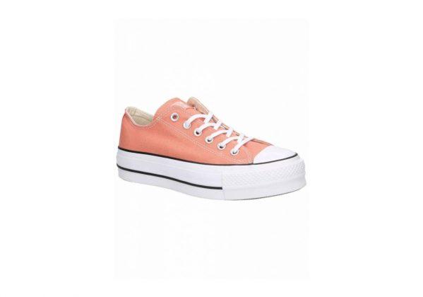 Converse Chuck Taylor All Star Low Top Off-white (Desert Peach/White/Black 000)
