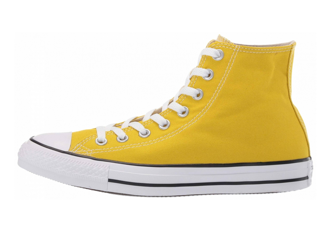 Converse Chuck Taylor All Star Seasonal High Top Yellow