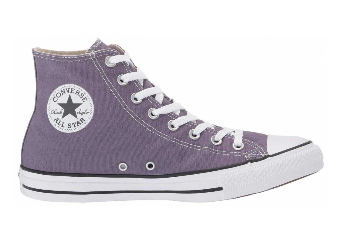Converse Chuck Taylor All Star Seasonal High Top Purple