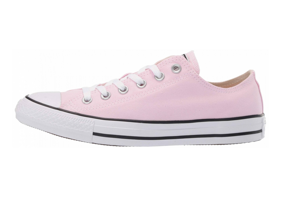 Converse Chuck Taylor All Star Seasonal Colors Low Top Pink Foam