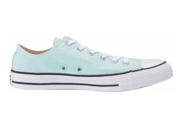 Converse Chuck Taylor All Star Seasonal Colors Low Top Teal Tint