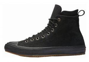 Converse Chuck Taylor All Star Waterproof Boot Nubuck High Top Black