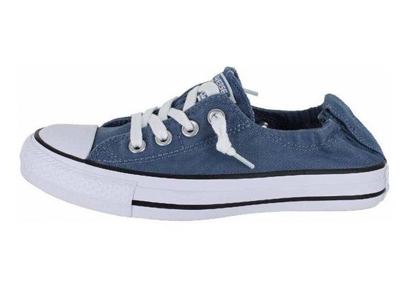 Converse Chuck Taylor All Star Shoreline Blue Coast White