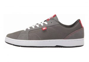 DC Astor Grey/Red/White