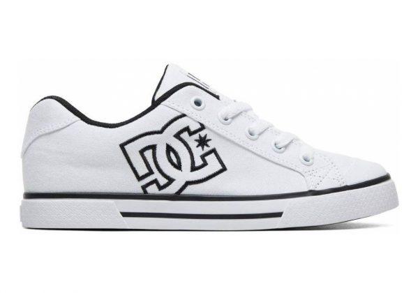 DC Chelsea TX White/White/Black