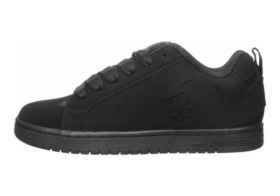 DC Court Graffik Black/black/black
