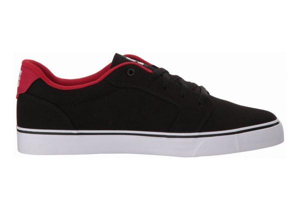 DC Anvil TX Black/Red/Red