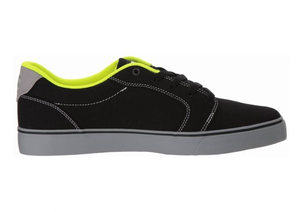 DC Anvil TX Black/Black/Soft Lime