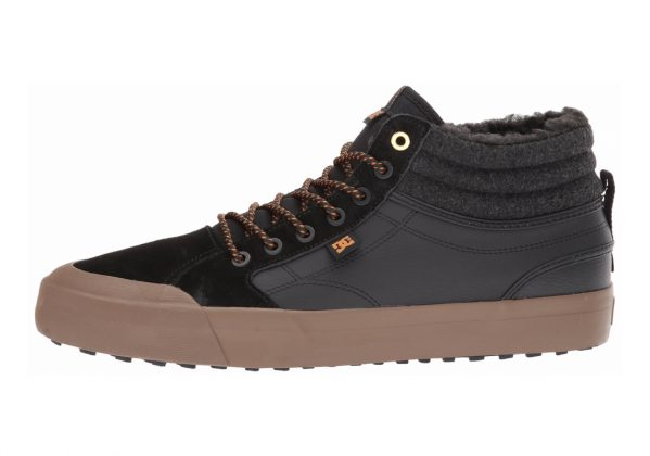 DC Evan Smith Hi WNT Black/Black/Gum