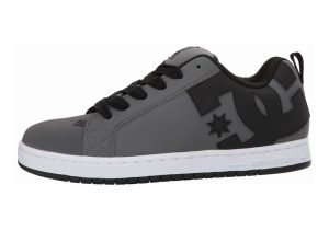 DC Court Graffik Grey/Grey/Black