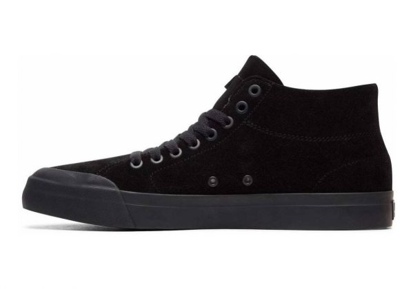 DC Evan Smith Hi Zero Black/Black