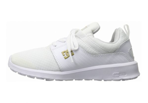 DC Heathrow SE White/Gold